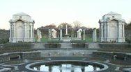Irish National War Memorial Gardens (1/3) Stock Footage