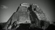 Stock Video Footage of mayan ruins mexico uxmal