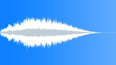 Magic hissy emerging - sound effect