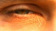 Eye Stock Footage