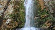 Waterfall L 03 Loop Stock Footage