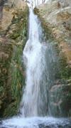 Waterfall L Vertical 01 Loop Stock Footage