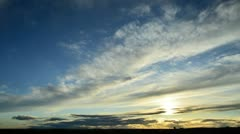 Sky time lapse HD Stock Footage