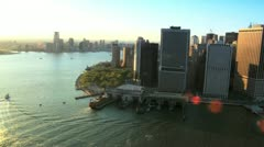 Montage images of New York City, USA Stock Footage