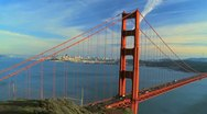 Montage Multiple Scenes San Francisco, USA Stock Footage