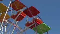 Ferris wheel 03 Stock Footage