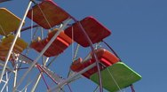 Ferris wheel 03 Stock Footage