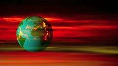 Earth Fantasy 720 - stock footage
