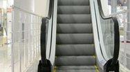 Escalator. Stock Footage