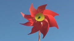 Pinwheel Stock Footage