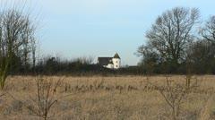 Farm house Stock Footage