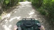Stock Video Footage of Cancun ATV tour