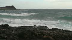 Hawaii Makapuu Point11 Stock Footage
