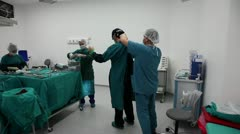 Surgical series 1 HD 1080p Stock Footage