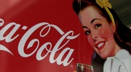 Stock Video Footage of Coca Cola