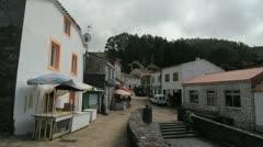 Spain Galicia San Andres de Teixido Stock Footage