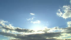 "Wheat plane field crop and shiny cloud 11  + "" Think Different "" Stock Footage"