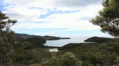 Abel Tasman Landscape Stock Footage