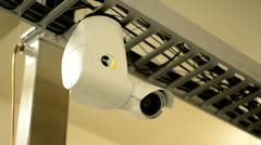 Security Camera 3 - stock footage