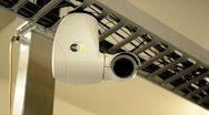 Security Camera 2 Stock Footage