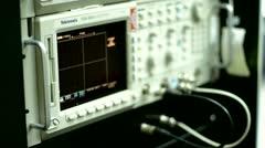 engineering scope - stock footage