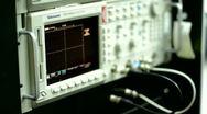 Engineering scope Stock Footage