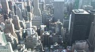 Stock Video Footage of Manhattan in New York City