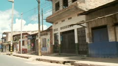 Motortaxi-Trip In South America (Iquitos) Stock Footage