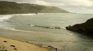 Stock Video Footage of Big Sur Andrew Molera State Park