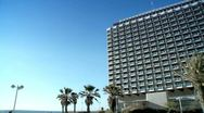 Hotel Building Stock Footage