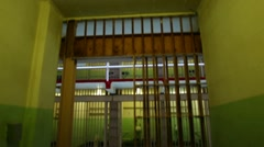 Prison Cell 07 HD - stock footage