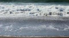 Waves Crashing - stock footage