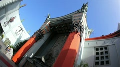Mann's Chinese Theater 06 HD - stock footage