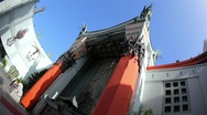 Mann's Chinese Theater 06 HD Stock Footage