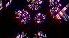 Virtual music box 3 Stock Footage