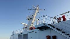 Navigation System on Ship Stock Footage