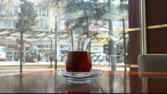 Turkish tea Stock Footage