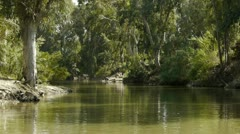 Jordan River Yardenit 2 Stock Footage
