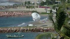 Puerto vallarta mexico tourism Stock Footage