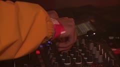 DJ Phalerieau Stock Footage