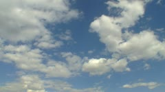 Partly cloudy Environment 1 Stock Footage