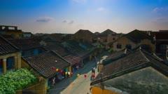 Hoi An -  Tran Phu Sunset ProRes Silent Stock Footage