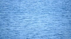 water ripples on the lake - stock footage
