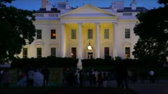 The White House Stock Footage