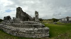 Tulum Ruins Stock Footage