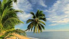 Holloways beach, Queensland, Australia Stock Footage