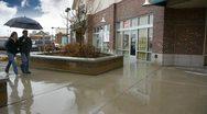 Rainny day Stock Footage