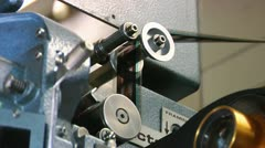 Cinema 35mm - stock footage