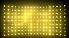 Stage light01 Stock Footage