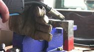 Stock Video Footage of welding01